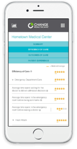 Physician review app