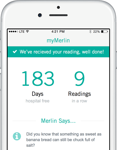 myMerlin mobile App