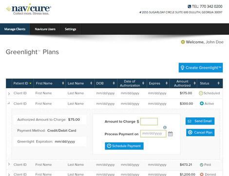 Medical Payment Portal