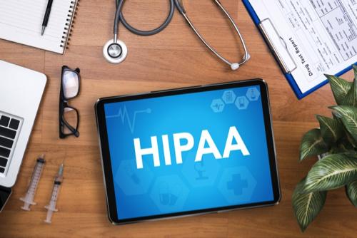 hipaa compliance healthcare app