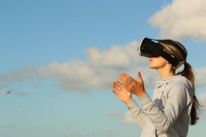 virtual reality and augmented reality advance practical applications